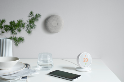 Nest Thermostat E The easy way to bring Nest to more homes.
